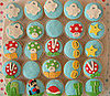 Super Mario Cupcakes
