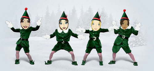Website of the Day: Elf Yourself
