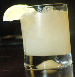 Happy Hour: Lemon Rain