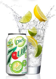 Take the Diet 7Up Taste Test Challenge