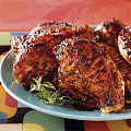Sunday BBQ: Honey Bourbon Chicken Breasts