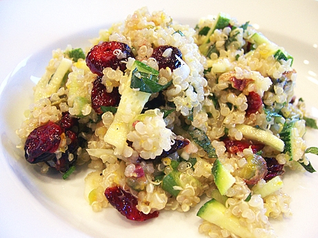 Yummy Links: Orange Ginger Quinoa Salad