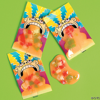 Yummy Link: 26 Unusual Gummi Candies