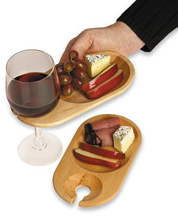 Wine Appetizer Tray: Love It Or Hate It?