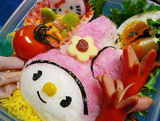 Bento of the Week: My Oh My Melody