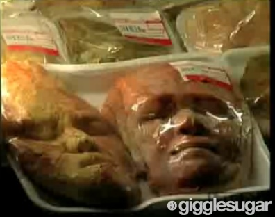 Mmm...Baking Up Body Parts (Video)