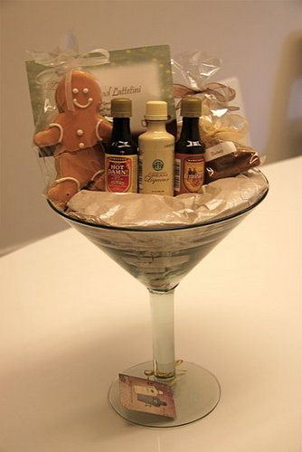 Happy Hour: Gingerbread Lattetini