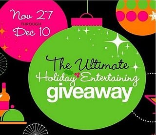 The Ultimate Holiday Entertaining Giveaway!