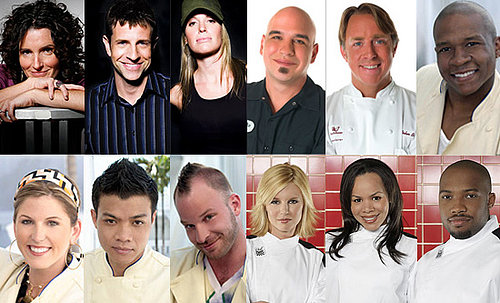 Who Is Your Favorite Food Reality Contestant of 2007?
