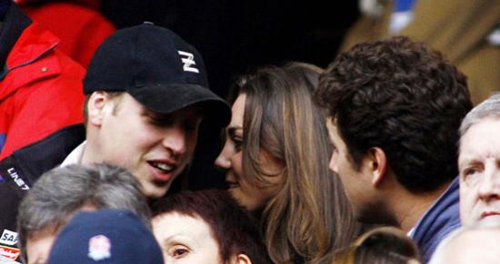 Prince William Has Found His Princess*