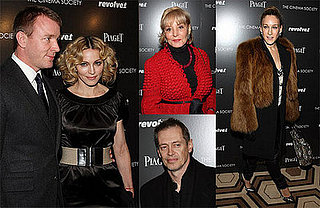 Madonna and Guy Revolve Around Each Other