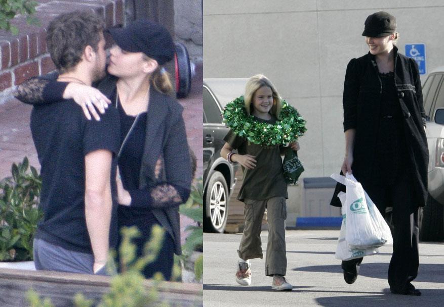 Ryan Phillippe and Abb... Ryan Phillippe Affair