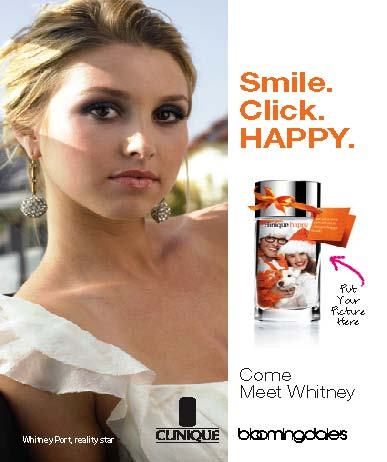 Come and Meet Whitney Port Sponsored by Clinique! Read More for Details!