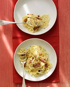 Today's Special: Spaghetti Carbonara