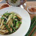 Today&#039;s Special:  Penne with Asparagus and Spring Herbs