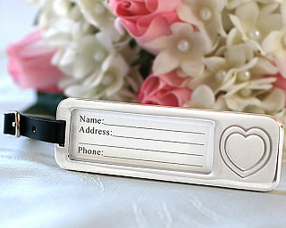2-In-1 Travel Tag Favor/Placecard