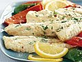 Fast & Easy Dinner: Grilled Fish and Peppers