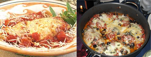 Chicken Parmesan Two Ways - Beginner & Expert