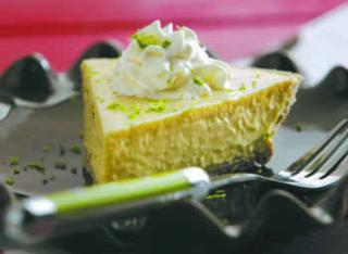 Cool Off With World Famous Key Lime Pie