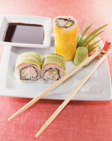 Do You Use Chopsticks To Eat Sushi?