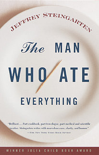 Summer Reading: The Man Who Ate Everything