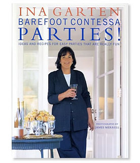 Summer Reading: Barefoot Contessa Parties!