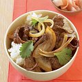 Fast &amp; Easy Dinner: Japanese Beef Bowl