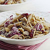 Fast &amp; Easy Dinner: Penne with Roasted Chicken &amp; Radicchio