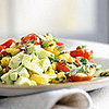 Fast &amp; Easy Dinner: Mexican Polenta Scramble