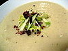 Soup&#039;s On: Celery Root Soup With Bacon and Apple
