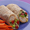 Fast &amp; Easy Dinner: Buffalo Chicken Wraps