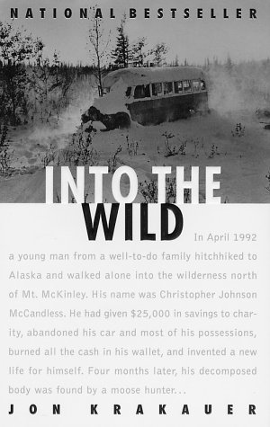 Book to Film: Into the Wild