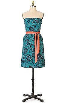 Anthropologie - flor de sol dress