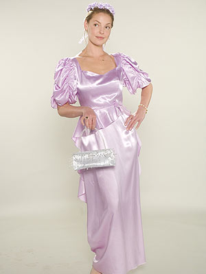 GET BEHIND ME SATIN!