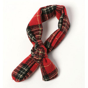 Lulu Plaid Lilyscarf