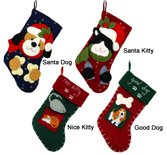 Treat Two Pets With One Stocking!