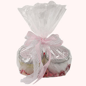 Gift Sets - Gift Bundles - Vanilla Flowers Gift Bundle