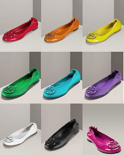 Would you wear these VERY colorful revas?