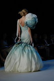 Immaterial: Zac Posen Strapless Bubble Dress