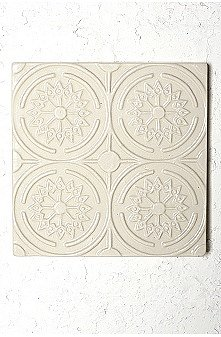 Urban Outfitters: Relief Medallion Wall Tile