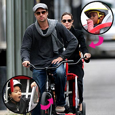 Brangelina Birthday Bike Ride