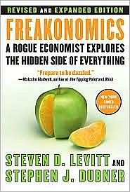 Barnes&amp;Noble.com - Books: Freakonomics, by Steven D. Levitt, Hardcover, Updated Edition
