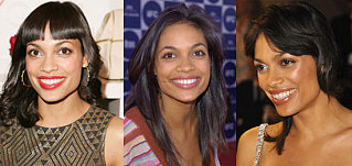 What Color Lipstick Looks Best on Rosario Dawson?