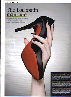 Beauty Byte: The Louboutin Manicure