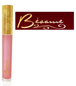 New Product Alert:  Besame Cosmetics Lip Glaze