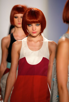 Love It or Hate It? Red Wigs at Lyn Devon