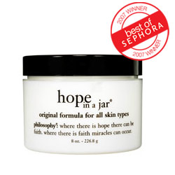 Thursday Giveaway! Philosophy Hope in a Jar