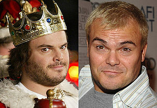 How Do You Prefer Jack Black's Hair?