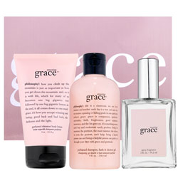 Thursday Giveaway! Philosophy Amazing Grace Layering Set