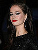 Eva Green makeup